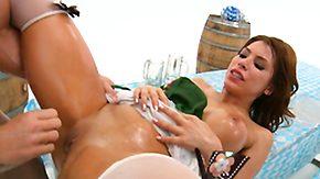 Oil, Ass, Big Ass, Big Cock, Big Pussy, Big Tits
