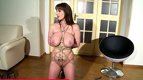Bound Tit, BDSM, Big Tits, Bondage, Boobs, Bound