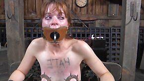 Tied Up, BDSM, Bondage, Boobs, Bound, Choking