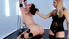Spanking, Ass, BDSM, Big Ass, Blonde, Bound