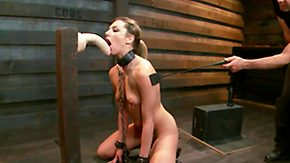 Spanking, BDSM, Big Cock, Blonde, Bondage, Bound