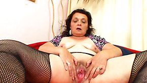Mother, BBW, Bedroom, Big Clit, Big Pussy, Big Tits