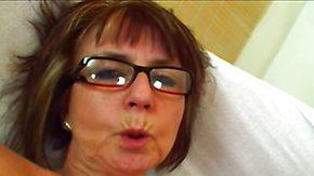 Jana, Ball Licking, Blowjob, Brunette, Experienced, Grandma