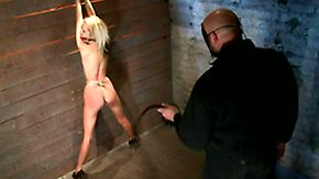 Ass, Anorexic, Ass, BDSM, Blonde, Bondage