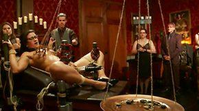 Humiliation, Babe, BDSM, Bondage, Bound, Brunette