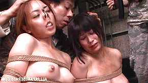 Army, Army, Asian, BDSM, Blowjob, Bondage