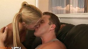 Comme, Bend Over, Blonde, Blowjob, Cowgirl, Deepthroat