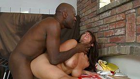 Liza Del Sierra, 10 Inch, Anal, Assfucking, Big Ass, Big Black Cock