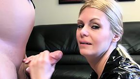 Handjob Cumshot, Aunt, Big Ass, Big Cock, Blonde, Blowjob