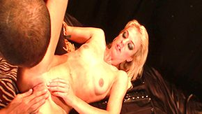 Angela Stone, Adorable, Beauty, Blonde, Cowgirl, Hairless