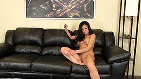 Jackie Lin, Asian, Asian Mature, Brunette, Lady, Masturbation