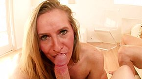 Free Sara James HD porn videos Sara James, an fetching blonde milf all but tiny Bristols increased by a libidinous ass, loves a well-built blarney