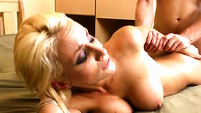 Lexi Swallow, Ball Licking, Big Tits, Blonde, Blowjob, Boobs