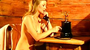Vintage German High Definition sex Movies Rakish Babe Masturbates on someone's skin Verge