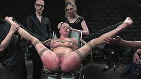 Sindee Jennings, BDSM, Big Cock, Blowjob, Bondage, Bound