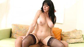 Karen Kougar, Ball Licking, Big Tits, Blowjob, Boobs, Boots
