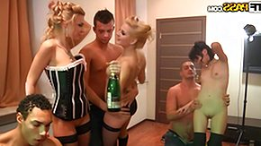 Drunk HD porn tube College Platoon buddy-buddy by Sex-crazed Uncommon Chicks
