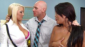 Dayna, 3some, Big Pussy, Big Tits, Blonde, Blowjob