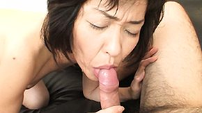 Mature Asian, Asian, Asian Granny, Asian Mature, Blowjob, Fingering