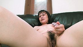 Mature Asian, Asian, Asian Granny, Asian Mature, Brunette, Cunt