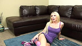 Christie Sweet, Audition, Babe, Big Tits, Blonde, Boobs