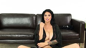 Tera Patrick, Big Clit, Big Tits, Boobs, Brunette, Clit