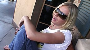 Riley Evans, Amateur, Best Friend, Blonde, Friend, Outdoor