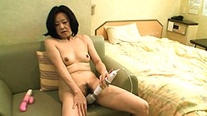 Japanese Granny, Asian, Asian Granny, Asian Mature, Blowjob, Creampie