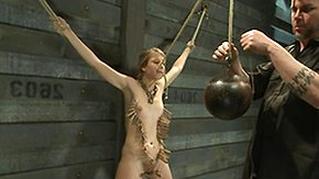 Virgin, BDSM, Beaver, Blonde, Bondage, Boobs