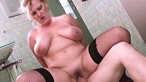 Granny BBW, Ass, Assfucking, Bath, Bathing, Bathroom