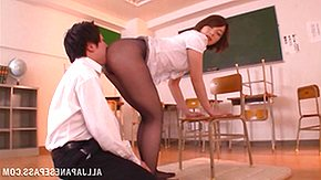 Free Japanese Teacher HD porn Japanese Teacher Country The brush Ass in The brush Student's Facet