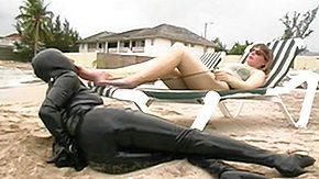 Vintage, Babe, Beach, Beach Sex, Brunette, Classic