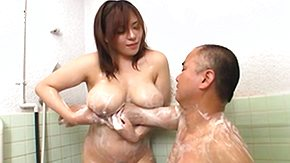 Tokyo, Asian, Asian Big Tits, Asian Mature, Bath, Bathing