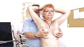 Gynecologist, BBW, Blonde, Boobs, Chubby, Chunky