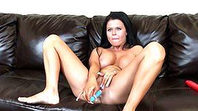 Loni Evans, Big Tits, Boobs, Brunette, Cumshot, Dildo