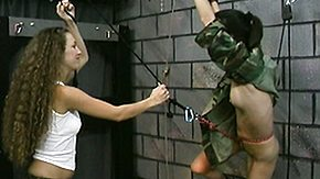Dungeon, BDSM, Bound, Brunette, Fetish, High Definition