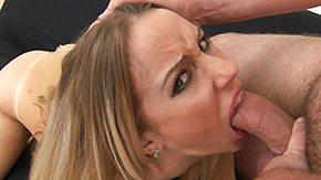 Strangled, Babe, Big Cock, Big Tits, Blonde, Blowjob