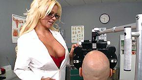 Doctor, Big Ass, Big Tits, Blonde, Boobs, Boots
