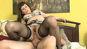 Pegging, Angry, Bitch, Brunette, Experienced, Fucking