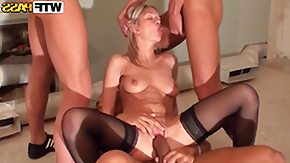 Russian Teen, 4some, Anal, Ass, Assfucking, Babe