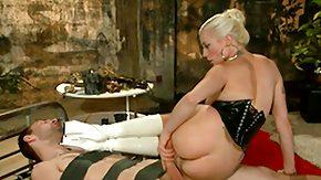 Lorelei Lee, BDSM, Bitch, Blonde, Blowjob, Bondage