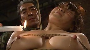 Rough, Army, Asian, Asian Mature, BDSM, Bound