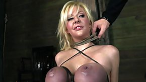 MILF, Basement, BDSM, Big Tits, Blonde, Boobs