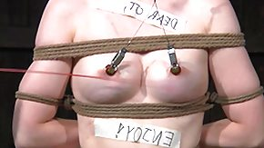 Domination, BDSM, Bitch, Blonde, Bondage, Bound