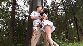 Forest, 18 19 Teens, Asian, Asian Teen, Ball Licking, Barely Legal