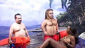 Midget, 3some, Big Ass, Big Cock, Big Pussy, Big Tits