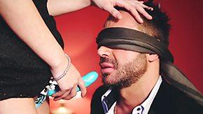 Blindfold, Blindfolded, Blowjob, Boyfriend, Friend, Mask