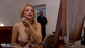 Blowjob, Blonde, Blowjob, Fucking, High Definition, Italian