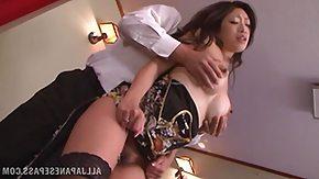 Japanese Milf, Asian, Asian Mature, Blowjob, Brunette, Desk