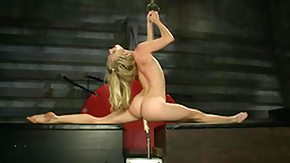Machine, Anal, Ass, Assfucking, Ballerina, Blonde